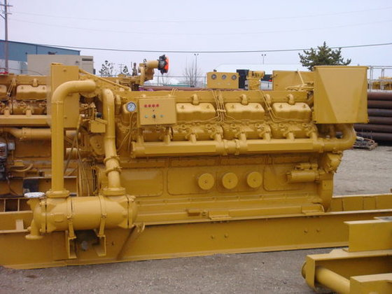 CATERPILLAR Power Equipment - Generators
