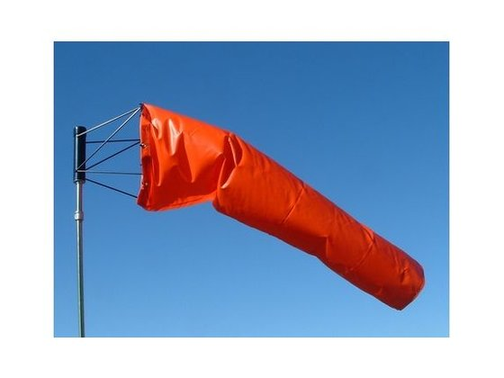 AIRPORT WINDSOCK CORPORATION Drilling Equipment