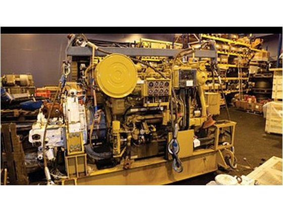 CATERPILLAR Power Equipment - Engines