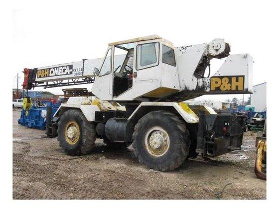 P & H Cranes -