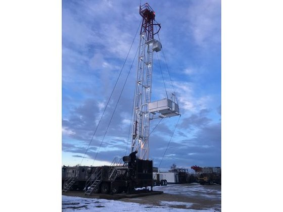 2017 RYKAR Drilling Rigs -