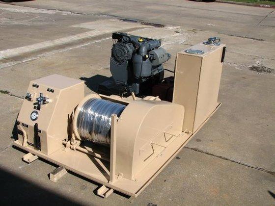 MILLENNIUM WIRELINE Wireline Equipment -