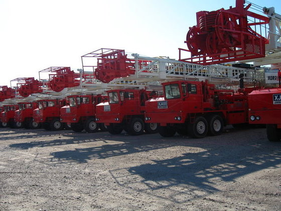 Drilling Rigs - Well Service