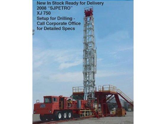 2008 SJ PETRO Drilling Rigs