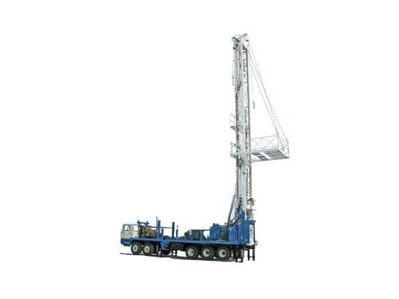 GEFCO Drilling Rigs - Water