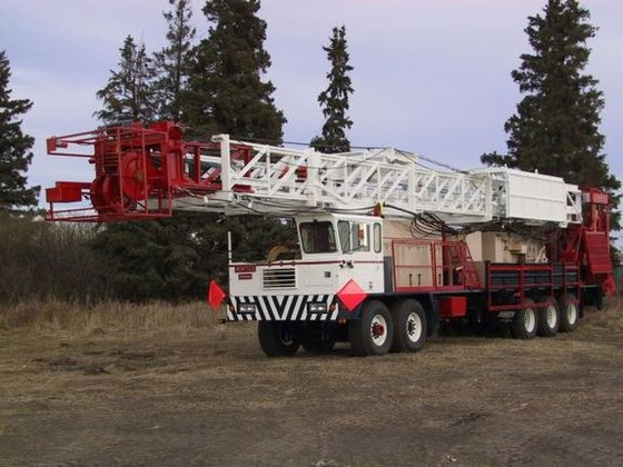 IRONTECH Drilling Rigs - Land
