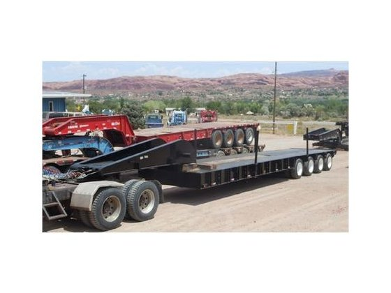 Lowboy Trailers For Sale in