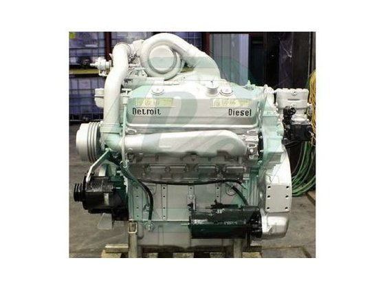 DETROIT DIESEL Power Equipment -