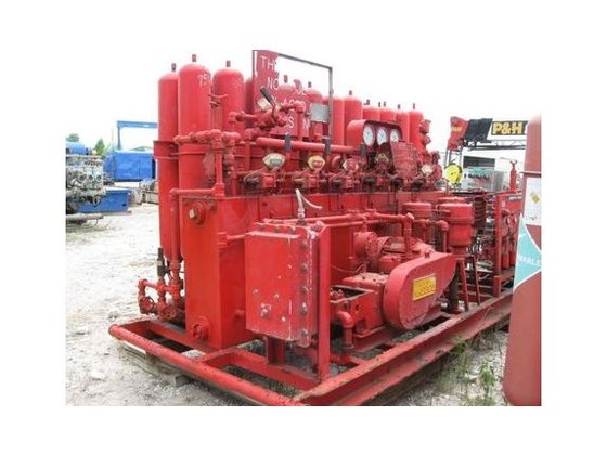 Well Control Equipment - Accumulators