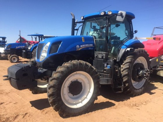 2012 New Holland T7 235 in Coolidge, AZ, USA