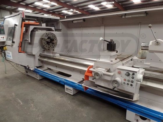 1996 Weiler E 90 Cnc Lathe Tq 010948 In United States