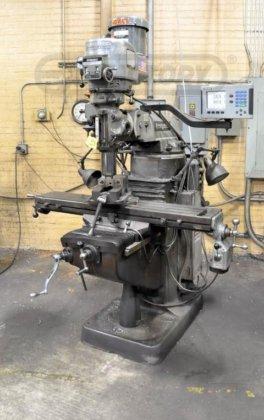 1997 Bridgeport Series 1 Manual Mill Mq 011350 In United States
