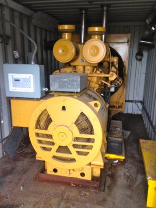cummins standby power emergency duty generator set