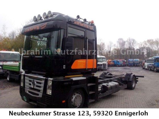 2006 Renault Magnum 440 Standing Climate Ex Car Transporter In Ennigerloh Germany