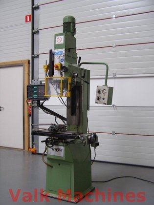 Modig UBM 30 Drill/Millingmachine in