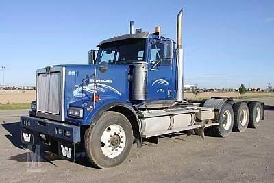 2003 WESTERN STAR 4900SA #7384