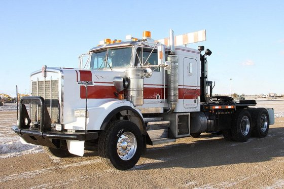 2001 KENWORTH T800 #8974 in