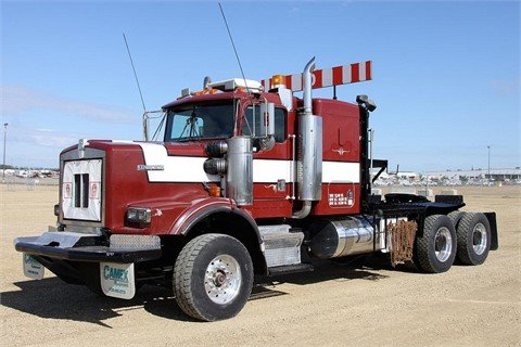 1997 KENWORTH C500 #9293 in