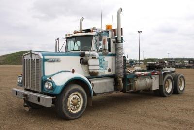 1980 KENWORTH W900 #678 in