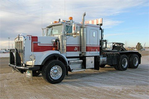 2002 KENWORTH T800B #9848 in