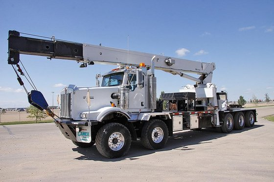 2007 KENWORTH C500B #10146 in