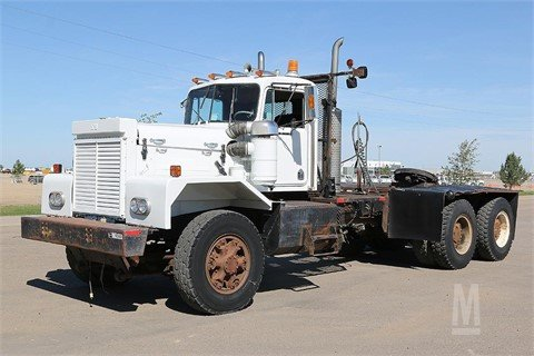 1982 KENWORTH 849S #10363 in