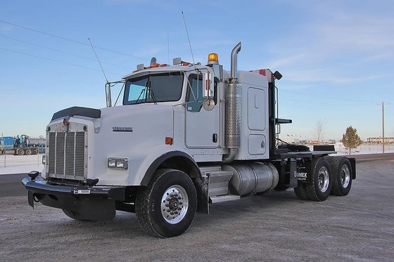 2003 KENWORTH T800B #10286 in