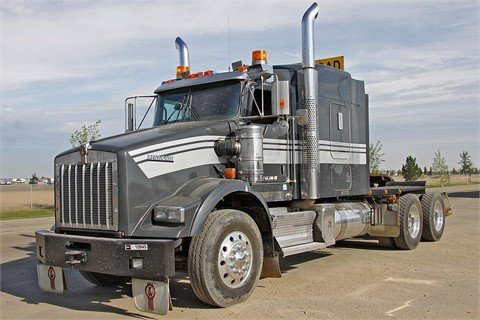 2008 KENWORTH T800 #10945 in