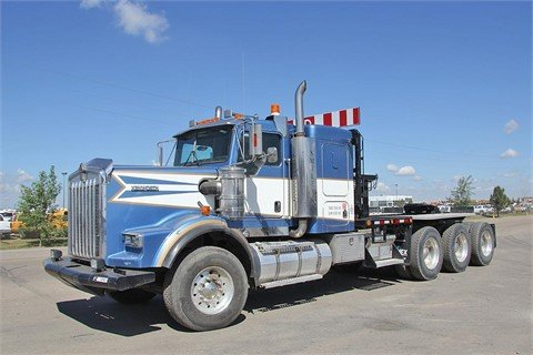 2004 KENWORTH T800 #10887 in