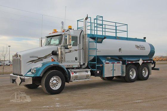2012 KENWORTH T800 #9109 in