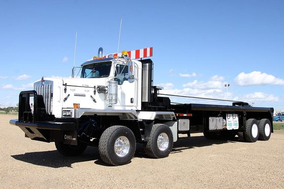 2012 KENWORTH C500 #8994 in