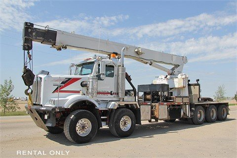 2007 KENWORTH T800 #10145 in