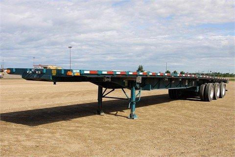 2006 TRANSCRAFT Tri-Axle Highboy #5326
