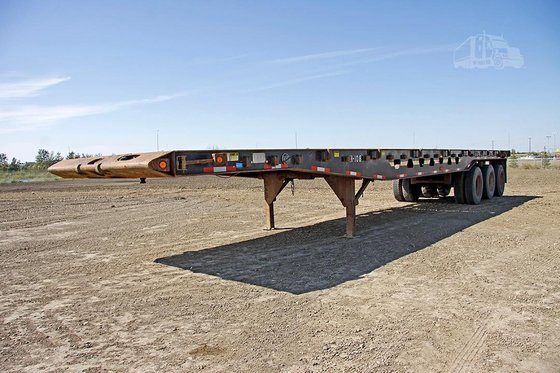 2002 GERRYS 48' Oilfield Float