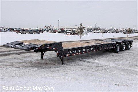 2012 DOEPKER 40 Ton Tri-Axle