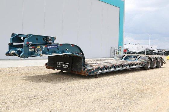 2013 DELOUPE 55 Ton Tri-Axle