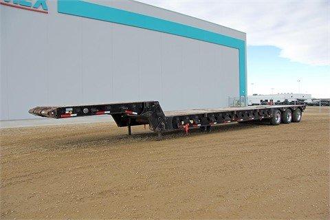 2011 RAYFAB 50 Ton, Tri-Neck,