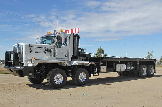 2015 KENWORTH C550 #11871 in
