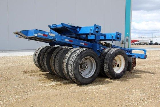 2004 GERRYS 16 Wheel Dolly