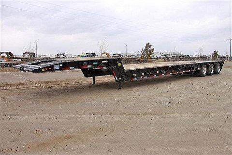 2014 MATRIXX 40 Ton Tri-Axle
