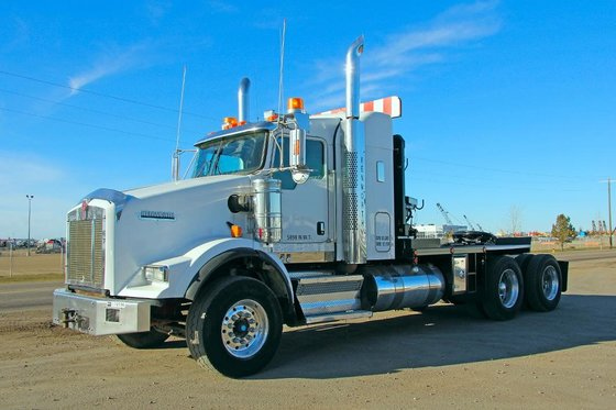 2009 KENWORTH T800B #12114 in
