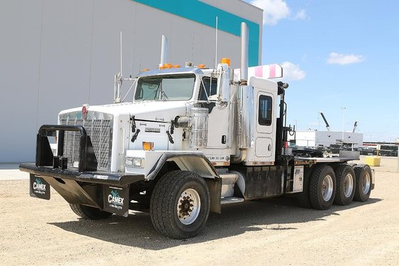 2007 KENWORTH C500B #12109 in