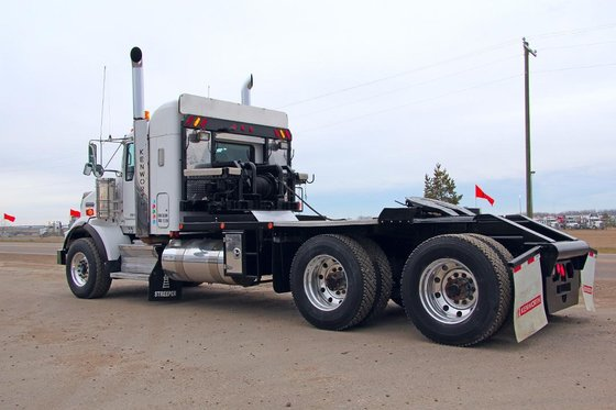 2009 KENWORTH T800 #12115 in