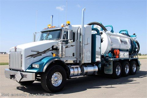 2015 KENWORTH T800 #11761 in