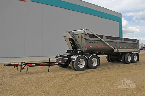 2014 CANUCK R12-2500 25' Quad-Axle