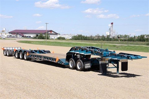 2012 ASPEN 65 Ton Tri-Axle