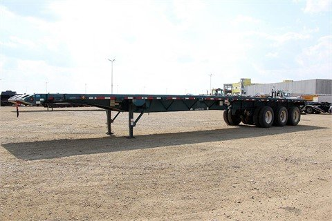 2007 LOAD KING Tri-Axle Highboy