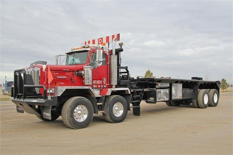 2004 KENWORTH C500 #12275 in
