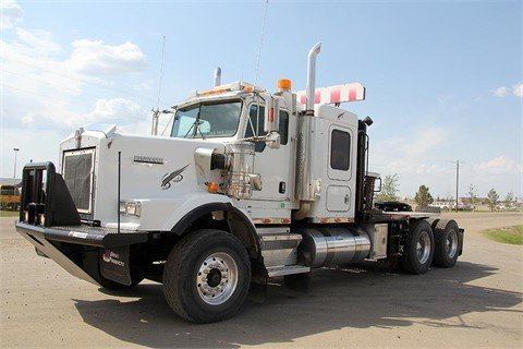 2005 KENWORTH C500B #12370 in