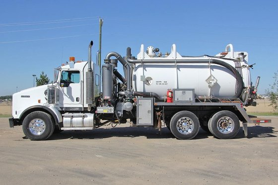 2007 KENWORTH T800 #12454 in